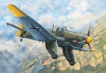 Trumpeter 03213 Junkers Ju-87A Stuka (1:32)