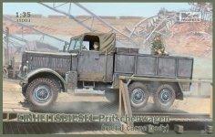IBG 35003 Einheitsdiesel Pritschenwagen 1/35