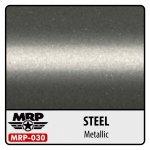MR. Paint MRP-030 Steel Metallic 30ml