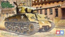 Tamiya 35346 U.S. Medium Tank M4A3E8 Sherman Easy Eight
