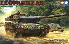 Tamiya 35271 Leopard 2 A6 Main Battle Tank (1:35)