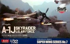 Zoukei-Mura SWS3207 Douglas A-1J Skyraider US Air Force (1:32)