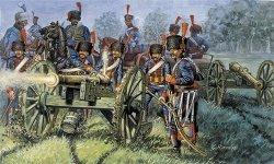 Italeri 6018 French Artillery (1:72)