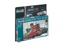 Revell 65207 Harbour Tug Boat Model Set (1:108)