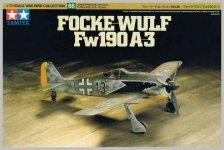 Tamiya 60766 Focke Wolf 190 A-3 1/72