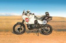 Italeri 4643 Cagiva Elefant 850 Paris-Dakar 1987 1/9