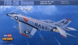 Hobby Boss 80365 F3H-2M Demon (1:48)