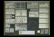 Aber 16K01 Pz.kpfw. VI, Tiger I, Ausf.E (Sd.Kfz.181) - Early version (1:16)