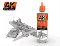 Ak Interactive AK 175 Grey Primer 60ml