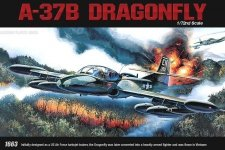 Academy 12461 A-37 B Dragonfly (1:72)(1663)