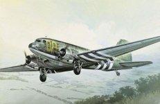 Italeri 0127 C-47 Skytrain (1:72)