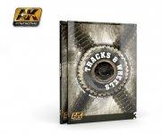 AK Interactive AK 274 Tracks & Wheels