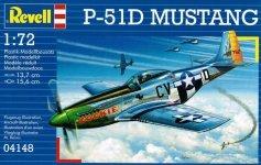 Revell 04148 P-51 D Mustang (1:72)
