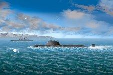 Hobby Boss 87022 HMS Astute (SSN) 1:700
