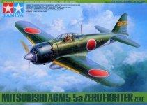 Tamiya 61103 Mitsubishi A6M5/5a Zero (1:48)