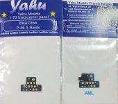 Yahu YMA7266 P-36 (AML) 1:72
