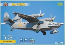 Modelsvit 72033 Beriev Be-12PS Limited Edition 1/72