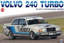 NuNu 24013 Volvo 240 Turbo '86 ETCC Hockenheim Winner 1/24