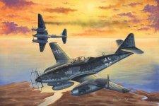 Hobby Boss 80374 Messerschmitt Me 262 A-1a/U2 (1:48)