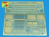 Aber 35094 Sd.Kfz.9 FAMO Vol.2 - zestaw dodatkowy (TAM) (1:35)