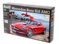 Revell 07100 Mercedes-Benz SLS AMG (1:24)