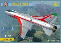 Modelsvit 72009 S-22I(Su-7IG) variable wing geometry 1/72