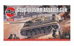 Airfix 01306V Stug III 75mm Assault Gun 1/76