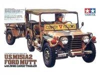 Tamiya 35130 M151A2 w/Cargo trailer (1:35)