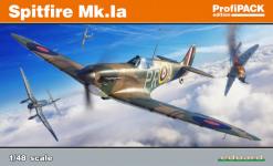 Eduard 82151 Spitfire Mk.Ia ProfiPACK edition 1/48