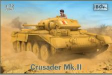 IBG 72067 Crusader Mk.II British Cruiser Tank 1/72