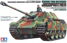 Tamiya 35203 German Tank Destroyer Jagdpanther Late Version (1:35)