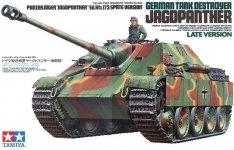 Tamiya 35203 German Tank Destroyer Jagdpanther Late Version (1:35)