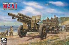 AFV Club 35160 105 mm Howitzer M2A1 (1:35)