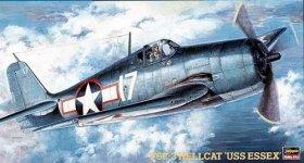 Hasegawa JT34 Grumman F6F-3 Hellcat (1:48)