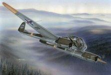 MPM 72550 Focke Wulf Fw 189A-2 (1:72)