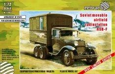 Zebrano 72003 RSB-F Movavle Wireless 1/72
