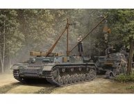 Trumpeter 00389 German Bergepanzer IV Recovery Vehicle (1:35)