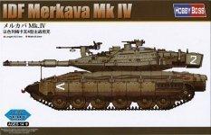 Hobby Boss 82915 IDF Merkava Mk IV 1/72