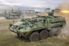 Trumpeter 00399 M1134 Stryker Anti- Tank Guided Missile (ATGM) (1:35)