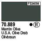 Vallejo 70889 U.S.A. Olive Drab (91)