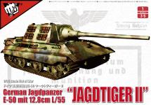 Modelcollect UA35005 German WWII E50 jagdtiger II 1/35