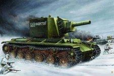 Trumpeter 00311 Russia KV-2/1939/Tank (1:35)