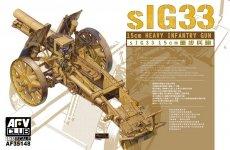 AFV Club 35148 sIG33 15CM Heavy Infantry Gun (1:35)