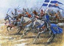 Zvezda 8036 Heavy Knights XV Century (1:72)