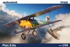 Eduard 8414 Pfalz D.IIIa Weekend edition 1/48