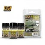 AK Interactive AK 4060 dust and dirt deposits 3x 35ml