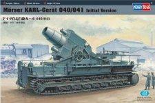 Hobby Boss 82904 Morser KARL- Geraet 040/041 initial chassis (1:72)