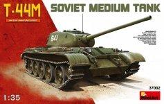 MiniArt 37002 Soviet Medium Tank T-44M