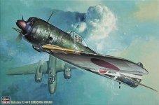 Hasegawa ST3 Ki-43-II HAYABUSA (1:32)