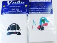 Yahu YMA7204 Gladiator Mk.II (Airfix / Sword / Pavla) 1:72